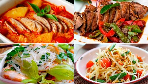 Тайская кухня пермь